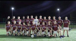 U21 Footballers in Championship QF