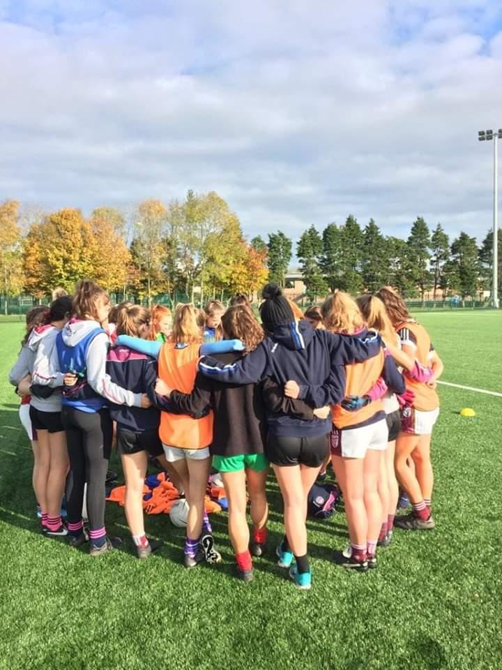 Minor ladies see off Armagh Harps challenge