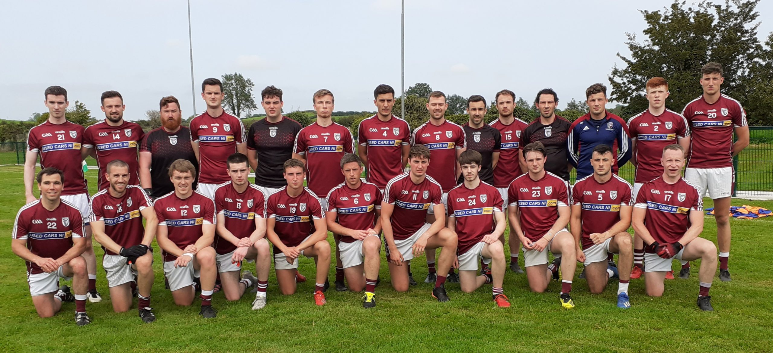 Senior Football Championship Bredagh Vs Castlewellan Match Report 15/08/20